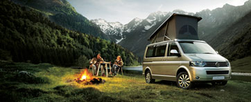 Motorhomes in Switzerland
