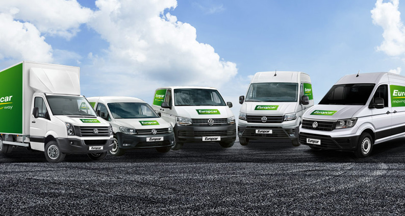 Europcar Book Car Van Hire Online In Switzerland
