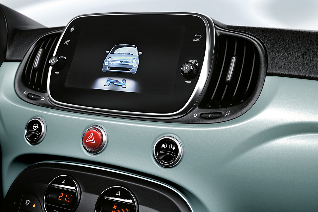 Fiat 500 Launch Edition