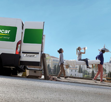 Europcar book car van hire online in switzerland vans trucks fandeluxe Gallery