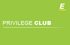 Privilege club card visual